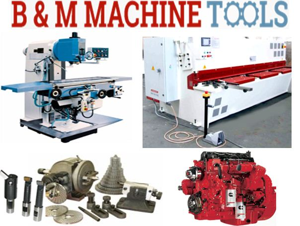 b-m-machine-tools